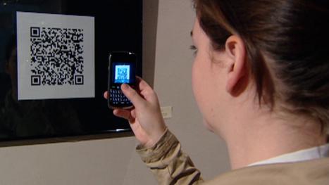 Kunstenaar omzeilt censuur mbv QR-code | Mediawijsheid ed | Scoop.it