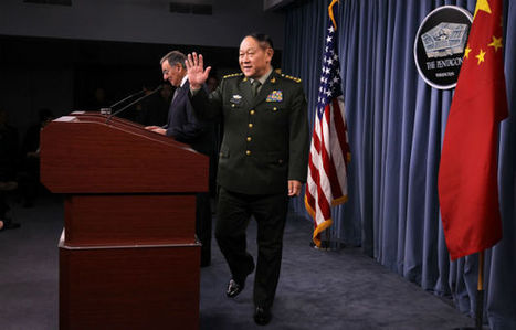 The Love Fest ~ PLA General's ordered to be friendly to US Military....   Chinese Cyber Code Conflict   Scoop.it