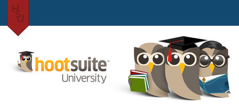 HootSuite University ya dispone de sus contenidos educativos en español | Recull diari | Scoop.it