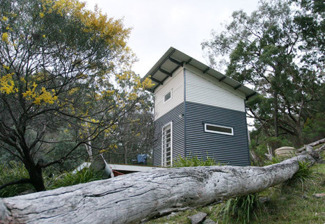 The Aussie Cube | sustainable architecture | Scoop.it