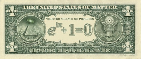 The Universe and More: Einstein Dollars™ | Physics as we know it. | Scoop.it