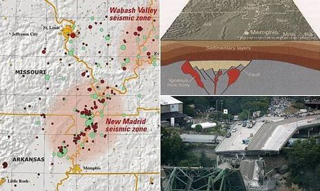 'clock is ticking' on megaquake in Missouri | Conformable Contacts | Scoop.it