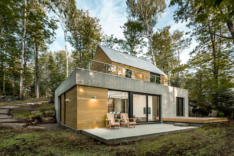 A Modern House in Nature | sustainable architecture | Scoop.it