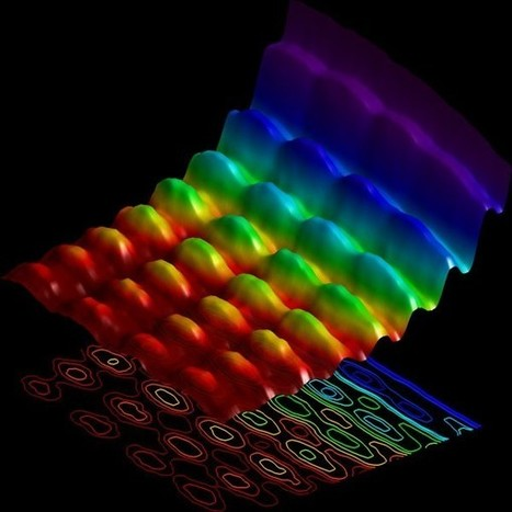 Light photographed as a wave and a particle for the first time ever - Factor | pixels and pictures | Scoop.it