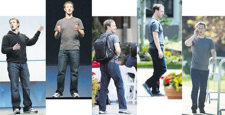 Pourquoi Obama et Zuckerberg s'habillent-ils toujours pareil ?   Succès   Scoop.it