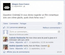Comment créer de l'engagement sur une page Facebook | Frédéric de Thezy - Blog | Scoop.it