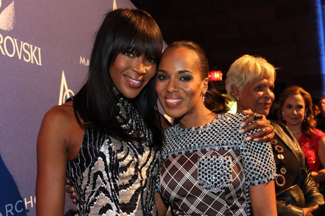 Kerry Washington ACE Awards Speech - Kerry Washington Wanted Olivia Pope to Redefine Power Dressing - susieq | Cultural Spectrum | Scoop.it