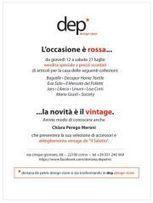 Occasione e Novità! | News-Eventi Como | Sapore Vintage | Scoop.it