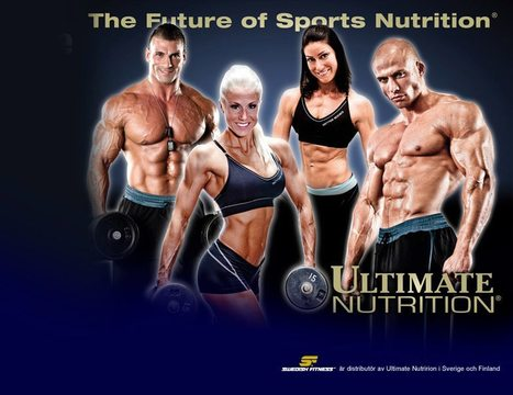 Ultimate Nutrition Helps To Improve Performance Of Sporst Persons | Health | Fitness | Bodybuilding Supplement | Scoop.it