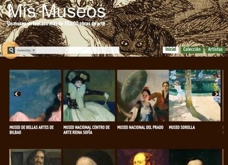 Mismuseos – 15.000 obras de arte de siete museos públicos españoles | History 2[+or less 3].0 | Scoop.it