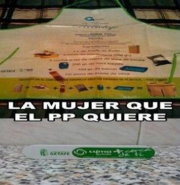El PP de Getafe regala una lima y un delantal a las mujeres que ... | Partido Popular, una visión crítica | Scoop.it