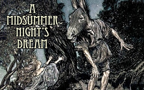 Literary Criticism: Review of A Midsummer Night's Dream | Nicole's A Midsummer Night's Dream | Scoop.it