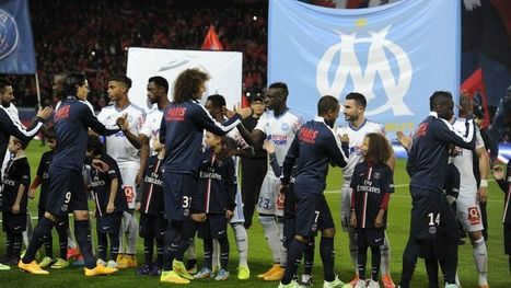 [#Ecofoot] Le PSG 13e club du monde en 2014, l'OM 159e | Sportbizz. Digisport. | Scoop.it