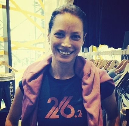 Model Christy Turlington Admits She Looks 'Old' - The Stir | Jewelry, Beauty and Style | Scoop.it