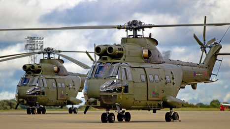 Eurocopter Puma Upgrade for UK Makes Progress - Aviation International News | Helicopters, Search and Rescue | Scoop.it