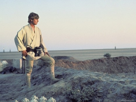 The Classics Closet: George Lucas | Referentes clásicos | Scoop.it