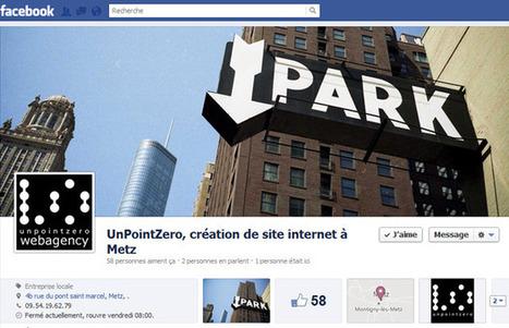 Principales nouveautés de la Timeline Facebook | UnPointZero Agence Web | Scoop.it