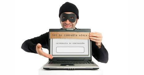 Hacker africano estafa 2 millones de dólares en billetes de avión   Informática Forense   Scoop.it