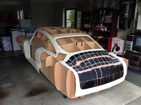 Il fabrique une Aston Martin DB4 avec son imprimante 3D | Remembering tomorrow | Scoop.it
