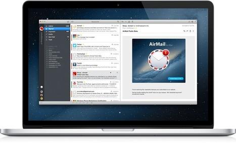 ↪ Aplicativo Airmail ganha sua primeira versão estável e chega à Mac App Store | Apple Mac OS News | Scoop.it