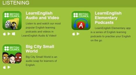 iPad-appar i skolans värld: British council | It-teknik i skolan | Scoop.it