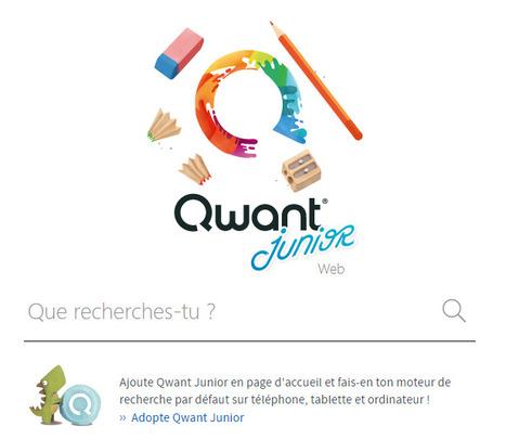12 tutoriels pour apprendre à utiliser Qwant Junior, moteur de recherche français sécurisé pour enfants | BIB on WEB | Scoop.it