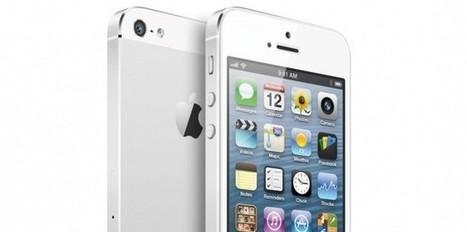 L'iPhone 5 coûterait 199 dollars à produire | Apple | Scoop.it