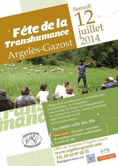 Fête de la Transhumance Argelès-Gazost   vue sur les Pyrenees   Scoop.it