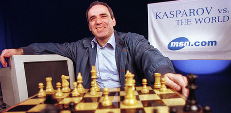 Kasparov e l'intelligenza collettiva | Intelligenza collettiva | Scoop.it