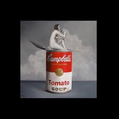 Otto Lange, el heredero del 'pop art' – Pintura – Noticias, última hora ... | VIM | Scoop.it