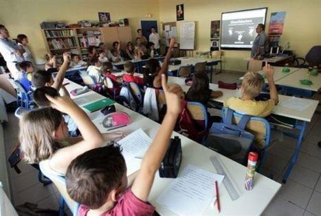 Faut-il se réjouir du tout-numérique à l'école? | Aménagement des espaces de vie | Scoop.it