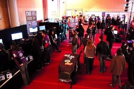GamerFrench: Fête des jeux vidéo » à l'Arena Loire de Trélazé les 8 ... | Masters Français du Jeu Vidéo | Scoop.it