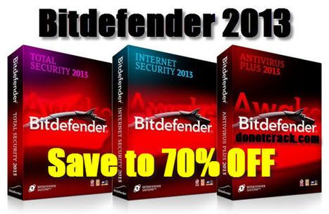 Coupon 7DCAA1C4 Bitdefender 2013 70 OFF discount | Bitdefender 2013 | Scoop.it