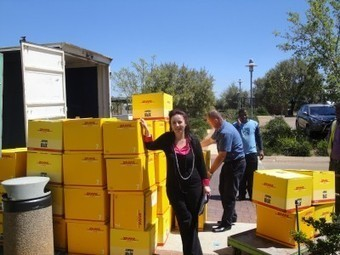 Donations for children's library arrive safely - (Monash News, 4 October 2012) | Professional development of Librarians | Scoop.it