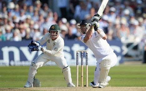 Ashes 2013, first Test: live - Telegraph.co.uk | Patient Safety | Scoop.it
