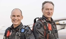 Swiss pilots to attempt first around-the-world solar flight | Renewable Energies | Scoop.it
