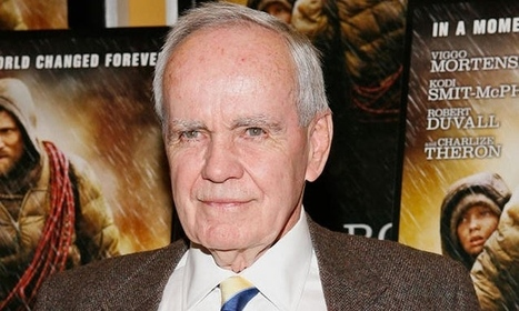 Cormac McCarthy   Great American Things   Cormac McCarthy's All The Pretty Horses   Scoop.it