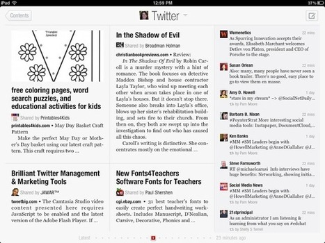 Cool Cat Teacher Blog: 15 Fantastic Ways to Use Flipboard | The Technologically Enhanced Classroom | Scoop.it