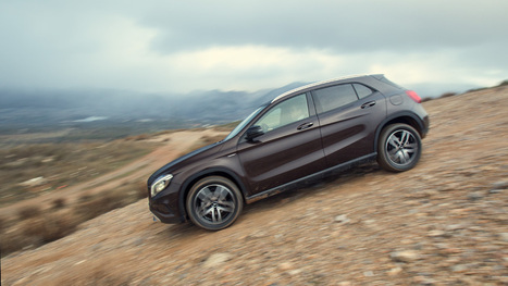 5 things we learned in 5 hours with the 2015 Mercedes-Benz GLA | Aftermarket Performance Parts News | Scoop.it