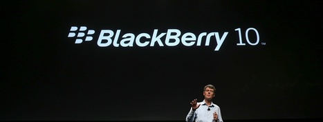 BlackBerry Changes Approval Date for BlackBerry 10 App Incentives | Daily Magazine | Scoop.it
