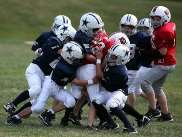 Concussions In Youth Sports Up 500 Percent According To Study | Concussion Identification and Management | Scoop.it