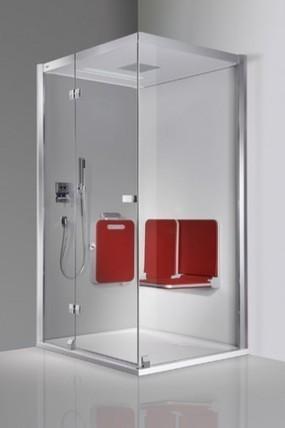 Salon Idéobain : la douche envisagée comme hammam | IMMOBILIER 2015 | Scoop.it