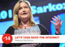 Rebecca MacKinnon: Let's Take Back The Internet! | TED Ideas Worth Spreading | Social Media Marketing Strategies | Scoop.it
