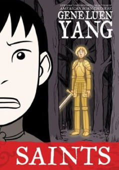 Saints (Boxers & Saints) : Gene Luen Yang | Asia and Australia's engagement with Asia | Scoop.it