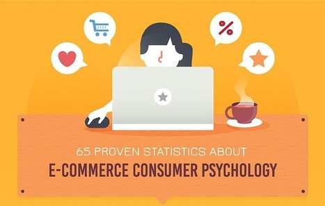 65 E-Commerce Statistics About Consumer Psychology   Public Relations & Social Media Insight   Scoop.it