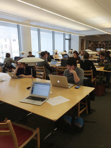 Art-Minded Feminists Become Wikipedians for a Weekend | Women and Wikimedia | Scoop.it