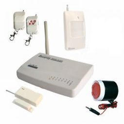 Sistem alarma wireless GSM | Biz-Smart | Scoop.it