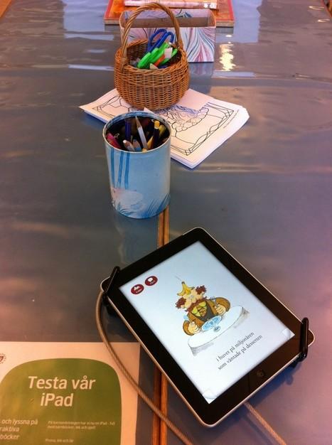 Publik iPad i biblioteket | | Folkbildning på nätet | Scoop.it