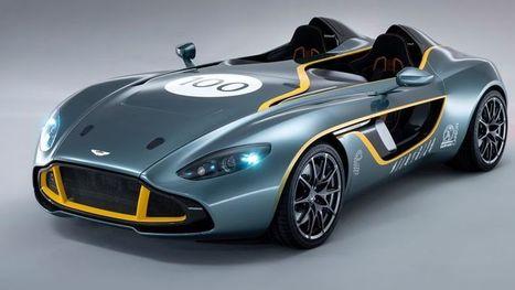 Aston Martin CC100 Speedster: la barquette du centenaire | Jetlag : jet privé, conciergerie de luxe et voyages de rêve... | Scoop.it
