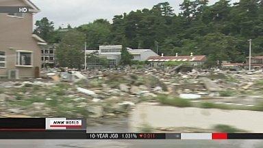 Cinq mois se sont écoulés depuis la double catastrophe du 11 mars | NHK WORLD French | Japon : séisme, tsunami & conséquences | Scoop.it